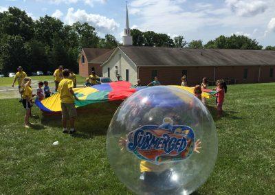 Kids Had a Ball at VBS