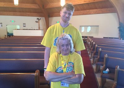The Long & Short of VBS